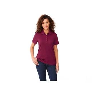 PJL-5109F Polo manches courtes femme