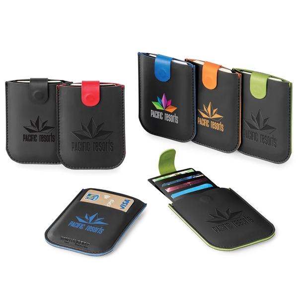 Porte-carte avec RFID