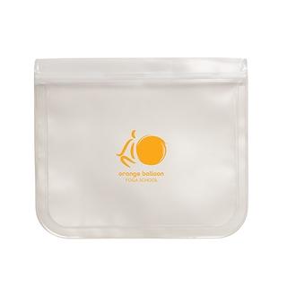 PJL-6168 sac à collation réutilisable fermeture ''ziploc''