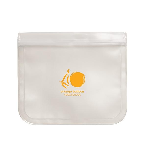 sac à collation réutilisable fermeture ''ziploc''