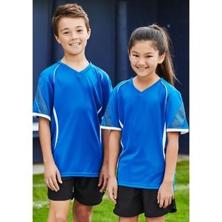 PJL-5431J t-shirt col en V