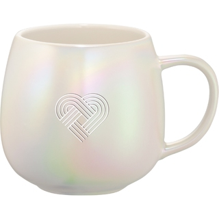 PJL-5795 Tasse en céramique iridescente