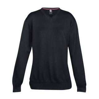 PJL-3839 tricot col en V