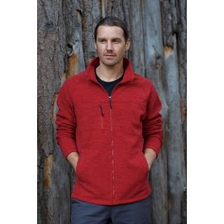 PJL-6243 Veste en tricot avec fermeture éclair
