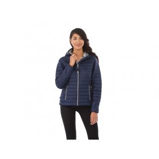 PJL-5379f veste isolée repliable de coupe moderne